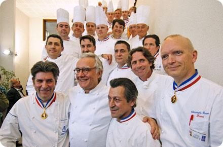 Palmares mof cat gorie cuisine gastronomie for Veste de cuisine mof