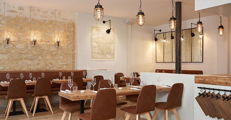 restaurant bien lev paris 9. Black Bedroom Furniture Sets. Home Design Ideas