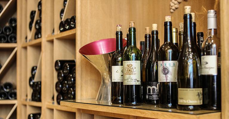 Guide de la cave et du vin - Gilles Du Pontavice