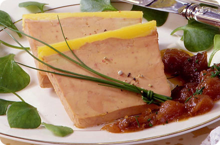 Bien choisir le foie gras for Comment presenter du foie gras