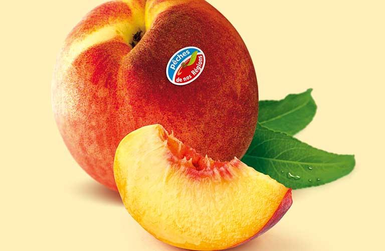Savoir choisir et conserver les p ches et nectarines - Couper un tonneau en deux ...
