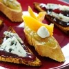 photo Tapas fromage confiture
