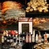 photo Accords vins du littoral et fruits de mer à la plancha