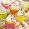 photo Cupcake au citron meringué