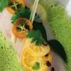 photo Papillote de saint-pierre, citronnelle-lime