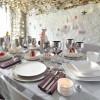 photo Idées décoration tables de Noël 2011