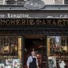 photo Yves-Marie Le Bourdonnec reprend la boucherie Lamartine