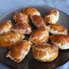 photo Mini Chaussons feuilletés farcis à la viande