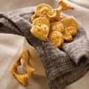 photo Petits sablés moutarde-amandes