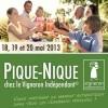 photo Pique-nique des Vignerons Indépendants les 18, 19 et 20 mai 2013