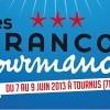photo Les Francos Gourmandes du 7 au 9 juin 2013 à Tournus