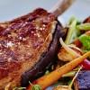 photo Côte de veau panée à la chapelure de pain brûlé par Beatriz Gonzales du restaurant Neva à Paris