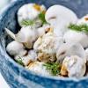 photo Meatballs à la suédoise, des boulettes de veau aux champignons et à l'aneth