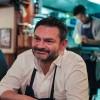 photo Stéphane Jégo chef de l'Ami Jean soutient le 1er Refugee Food Festival