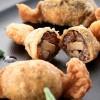photo Bonbons de Pruneaux d'Agen farcis aux foie gras par le Chef Michel Dussau