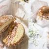 photo Sandwiches New-Look au Jambon cuit par Frédérick e Grasser Hermé