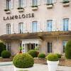 """photo La Maison Lameloise classée """"Meilleur Restaurant Français"""" pour le Travelers' Choice de TripAdvisor"""