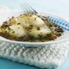 photo Coquilles Saint-Jacques gratinées au four