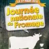 photo Journée nationale du fromage le samedi 27 mars
