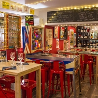 Comme un dimanche sous le figuier, vins et barbecue méditerranéens à Montpellier