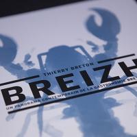 Breizh, par le chef Thierry Breton, Editions la Martinière
