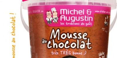 photo Mousse au Chocolat de Michel & Augustin