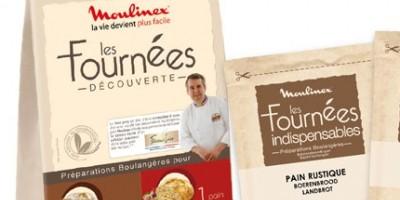 photo Frédéric Lalos, MOF Boulanger s'associe à Moulinex