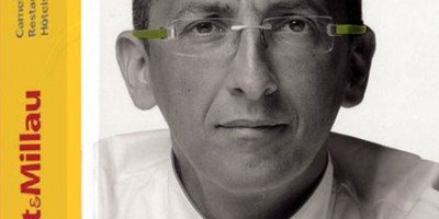 photo Michel Portos élu Cuisinier de l'Année 2012 par le Gault et Millau