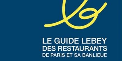 photo Guide Lebey des restaurants de Paris et sa banlieue 2012