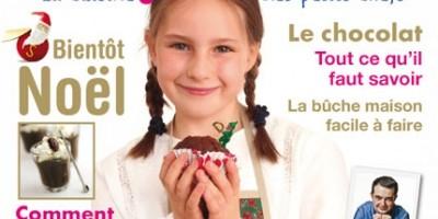 photo Papillote, nouveau Magazine gourmand pour les enfants