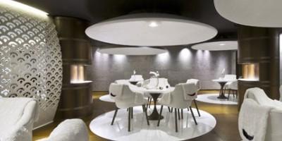 photo Nouveau restaurant gastronomique Par Yannick Alléno à Courchevel