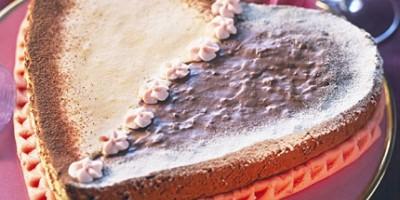 photo Gâteau tendre Paul et Virginie