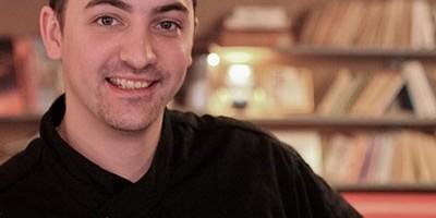 photo Interview du chef Aurèlien Faugère,