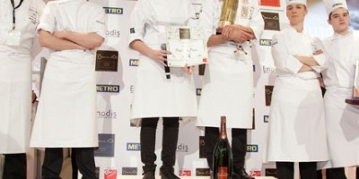 photo Thibaut Ruggeri Bocuse d'Or France 2012