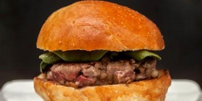 photo Le meilleur burger du monde est chez Blend