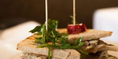 photo Club-Sandwich au Homard par Stéphane Duchiron