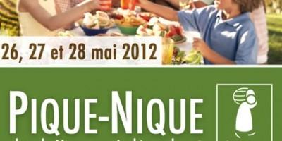 photo Le plus grand pique-nique de France les 26, 27 et 28 mai 2012