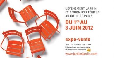 photo Jardins, Jardin, du 1er au 3 juin 2012