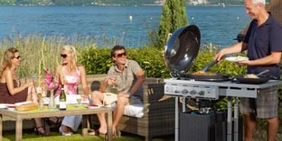 photo Un barbecue réussi c'est d'abord en bonne compagnie !