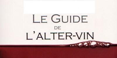 photo Le Guide de l'Alter vin de Laurent Baraou et Monsieur Septime
