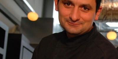 photo Interview du Chef Olivier Garnier
