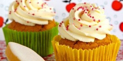 photo Cupcake aux calissons