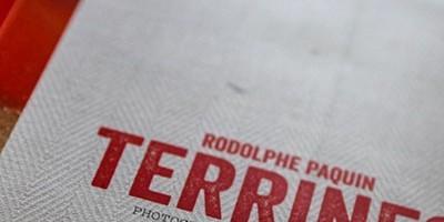 photo Livre de Recettes « Terrines » du chef Rodolphe Paquin