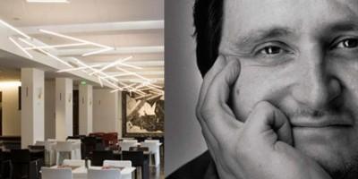photo Philippe Conticini Chef invité au restaurant-Café Salle Pleyel à Paris