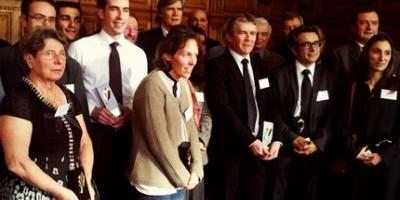 photo Remise des prix d'excellence par Stéphane Le Foll, ministre de l'Agriculture