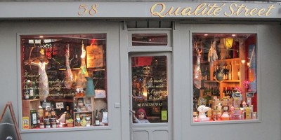 Restaurant 58 Qualité Street, Paris 5