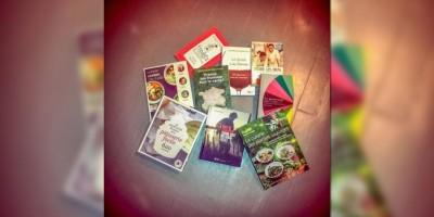 photo Livres gourmands pour les fêtes
