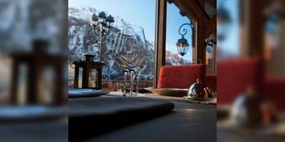 photo Restaurant Le Grain de Sel, Hôtel Le Savoie, Val d'Isère
