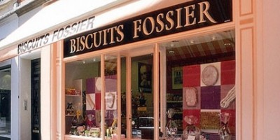 photo La boutique biscuits Fossier à Reims