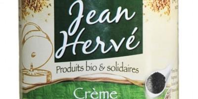 photo Crème de sésame noir  Bio, Jean Hervé
